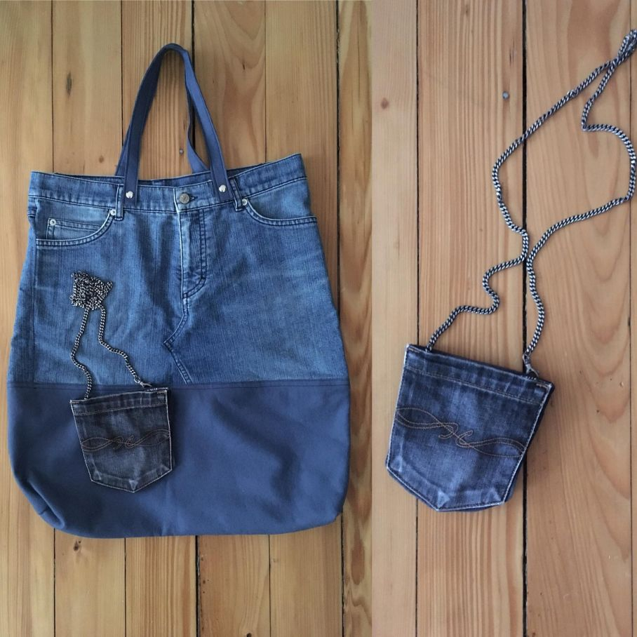 2020 Upcycling your jeans